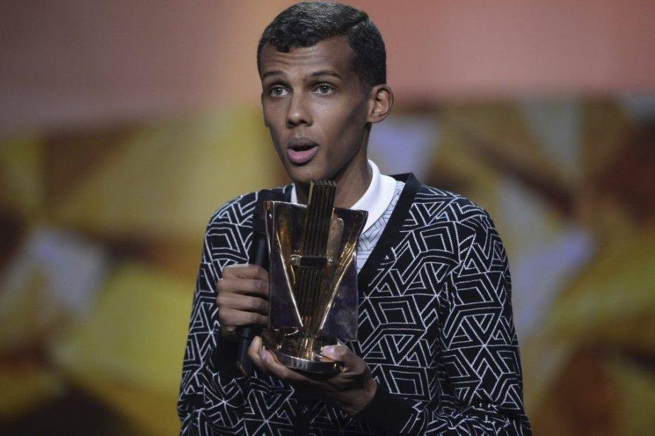 Stromae a remporté le prix du meilleur vidéoclip... (Photo: AFP)