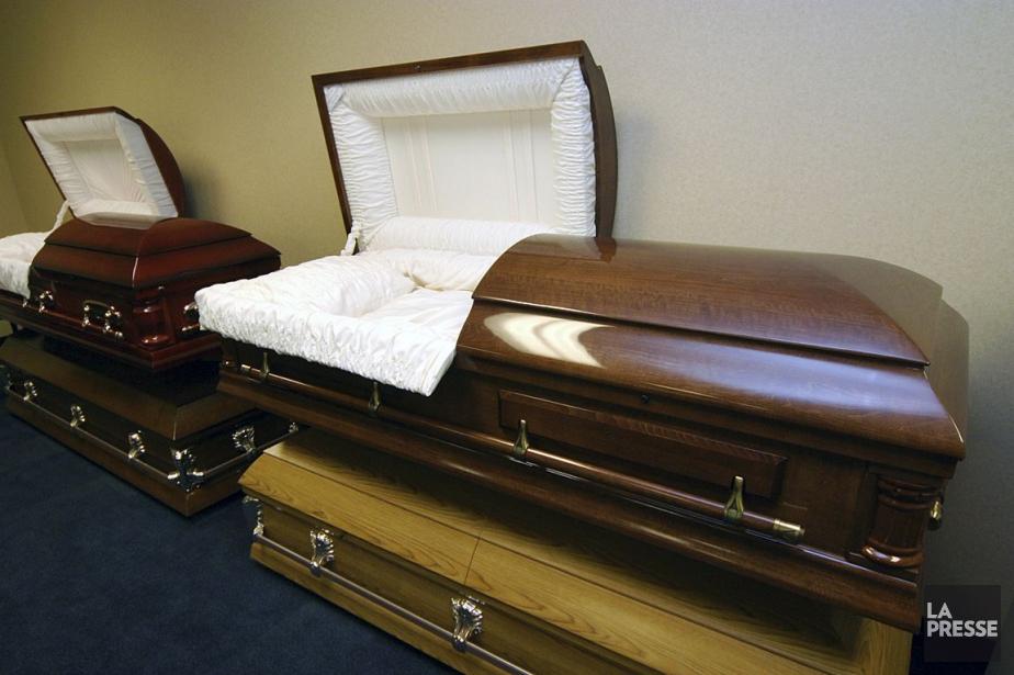 Un Indonésien a été tué par le cercueil de sa mère... (PHOTO ARCHIVES LA PRESSE)