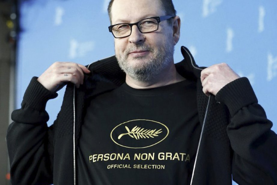 Lars von Trier... (Photo Reuters)