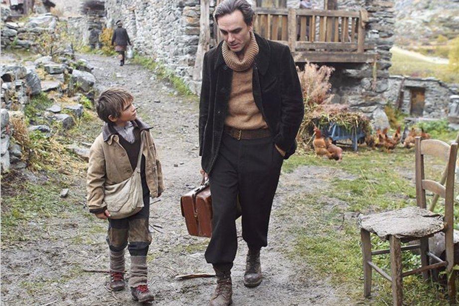 Habitué à des rôles «pour adultes», Dimitri Storoge... (Photo fournie par films Séville)