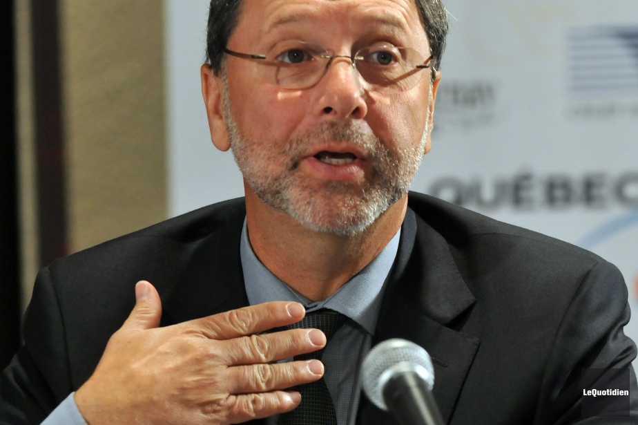Pour le président du CPQ, Yves-Thomas Dorval, il... (Photo Rocket Lavoie, Archives Le Quotidien)