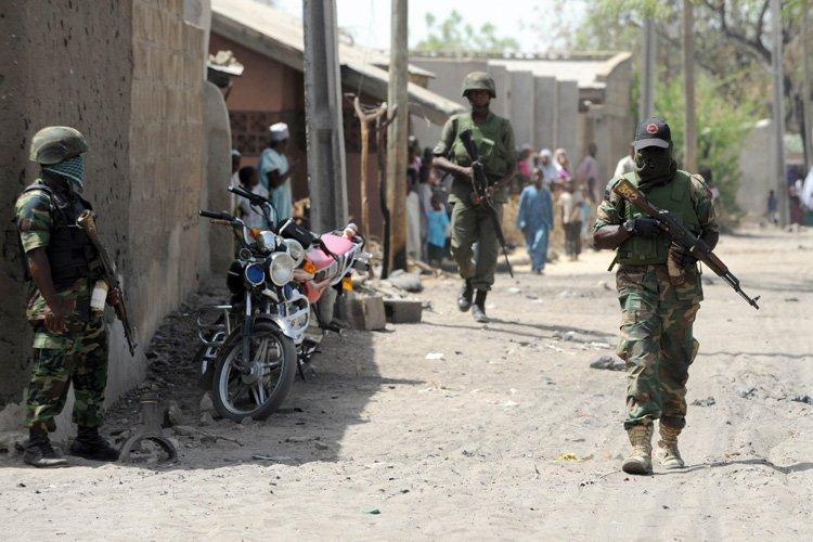 L'armée nigériane poursuit une vaste offensive contre Boko... (Photo: Reuters)