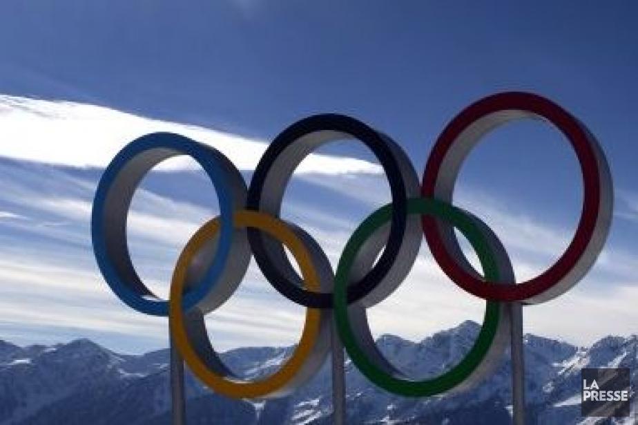 En 2010, le slalom géant s'était aussi déroulé... (Bernard Brault, La Presse)