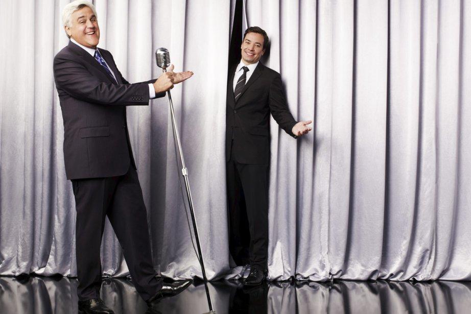 Jimmy Fallon prend ce soir les rênes du Tonight Show,... (Photo: fournie par NBC)