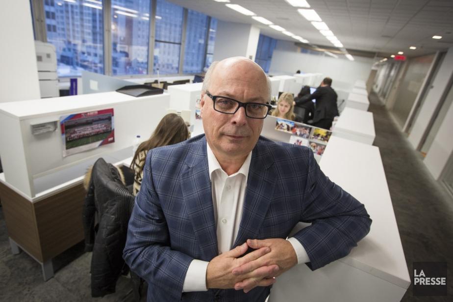 Michel Noël, vice-président de la région de Montréal... (PHOTO OLIVIER PONTBRIAND, LA PRESSE)