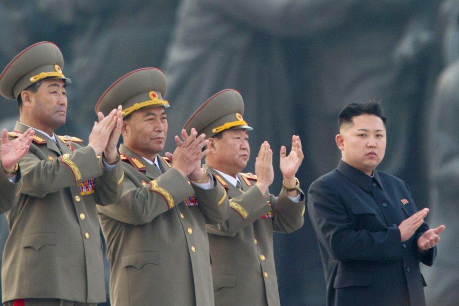 La Corée du Nord a procédé samedi aux tirs... (PHOTO ED JONES, ARCHIVES AFP)