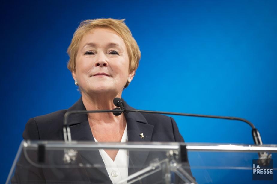 Selon le plus récent sondage CROP/La Presse, le... (Photo: Olivier Pontbriand, archives La Presse)
