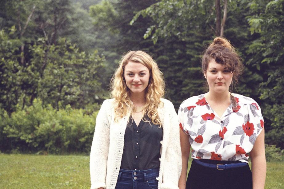 Les soeurs Boulay... (Photo: Eli Bissonette et Jean-Miguel Zurita)