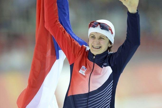 Martina Sablikova... (Photo Jung Yeon-Je, Agence France-Presse)