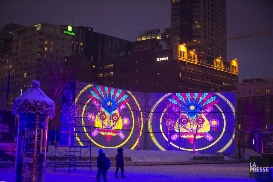 Chaque soir, des artistes de la chanson seront sur la scène extérieure. Des DJ ont également été invités à faire danser la foule. (Photo: André Pichette, La Presse)