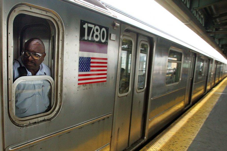 Une quarantaine de stations de métro... (Photo Mario Tama, Getty Images)
