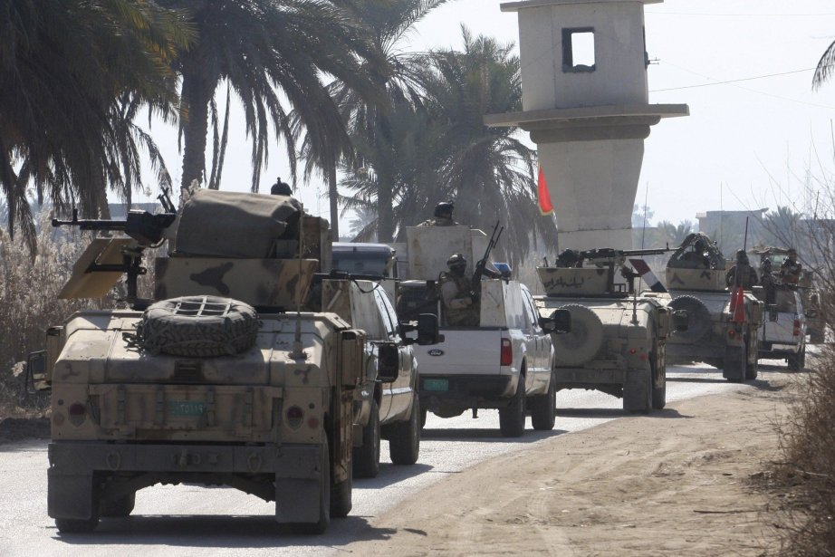 L'Irak, qui se prépare à des élections législatives... (Photo MUSHTAQ MUHAMMED, Reuters)