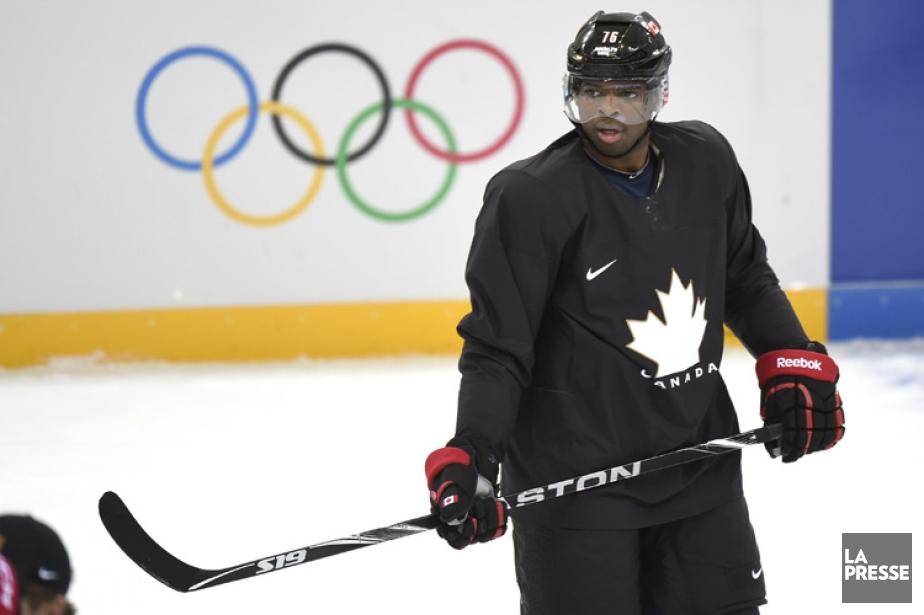 La décision d'Équipe Canada de laisser lelauréat du... (Photo: Bernard Brault, La Presse)