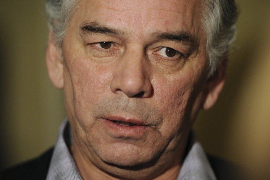 Ghislain Picard a tenu à camper ses positions,... (La Presse Canadienne)