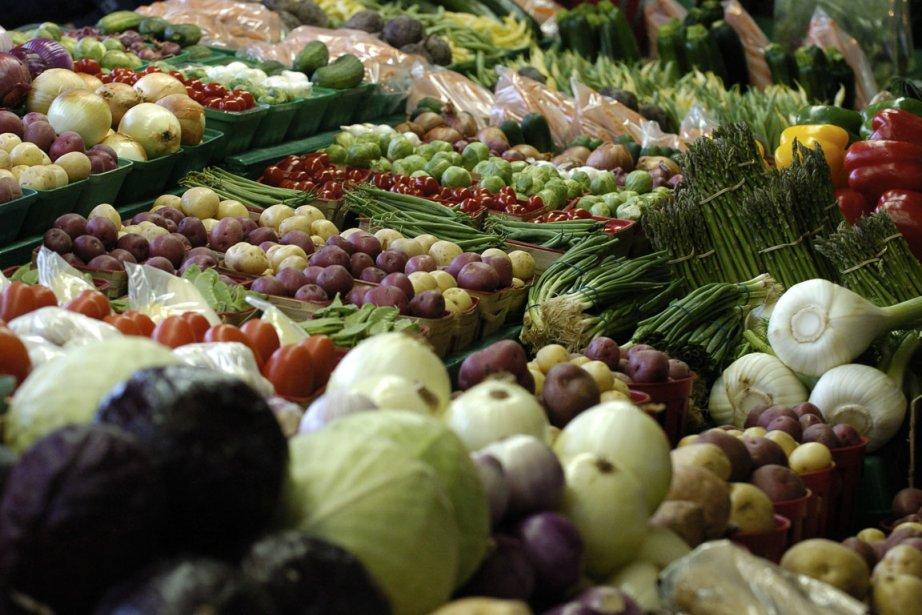 Le marché Atwater est un repaire culinaire incontournable pour les résidents du quartier. (Photo Bernard Brault, La Presse)