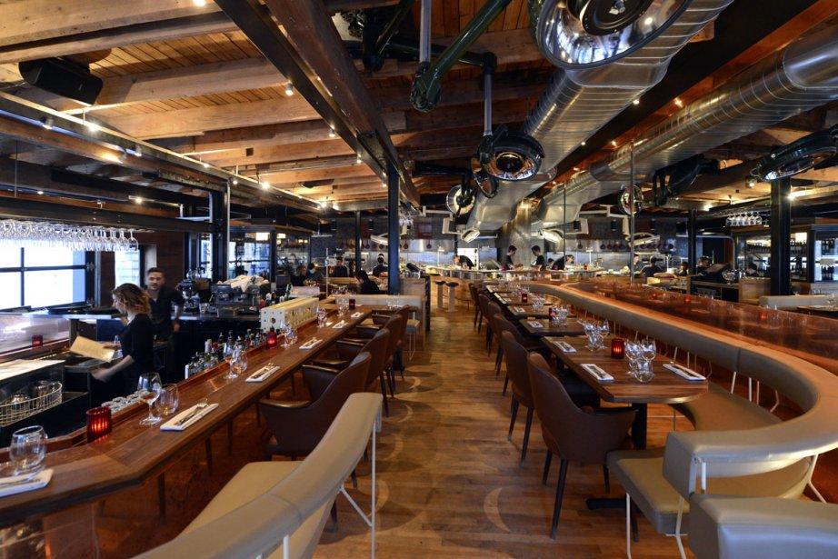 Restaurant Montreal Chic