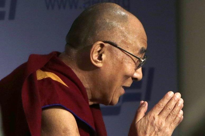 Obama a reçu le chef spirituel tibétain en... (PHOTO REUTERS)