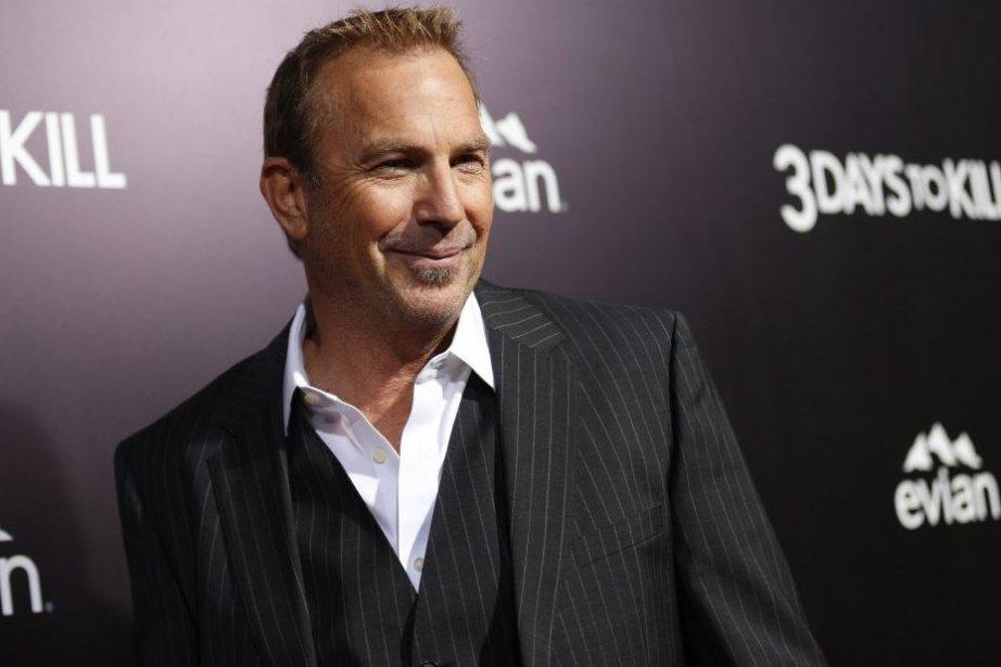 Kevin Costner à la première de 3 Days... (Photo: Reuters)