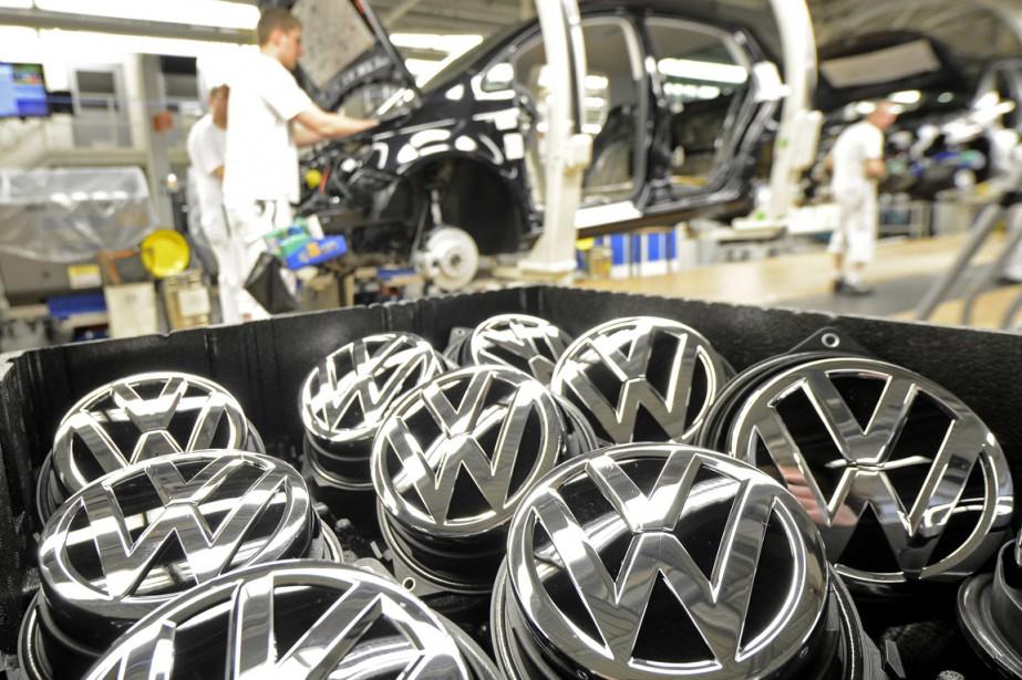Depuis que Volkswagen a avoué il y a... (PHOTO ARCHIVES REUTERS)
