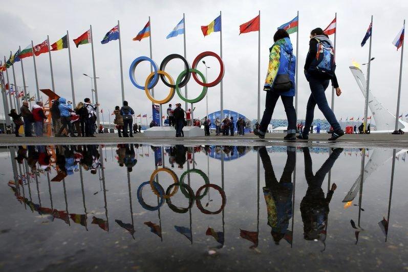 Sur le plan de l'organisation des événements sportifs,... (PHOTO BRIAN SNYDER, REUTERS)