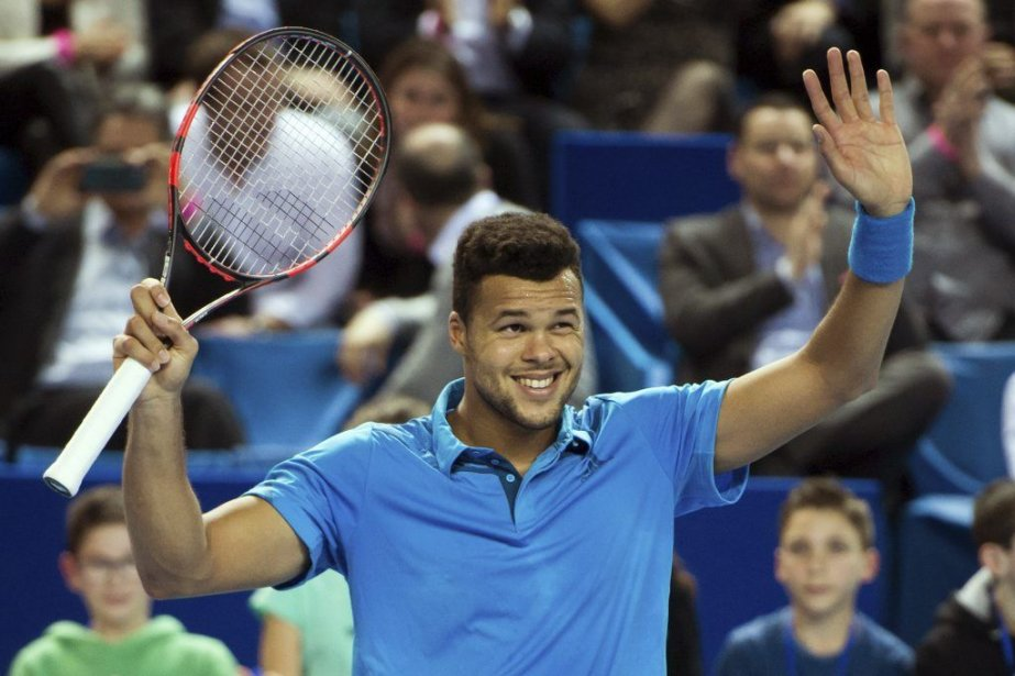Jo-Wilfried Tsonga... (PHOTO BERTRAND LANGLOIS, ARCHIVES AFP)