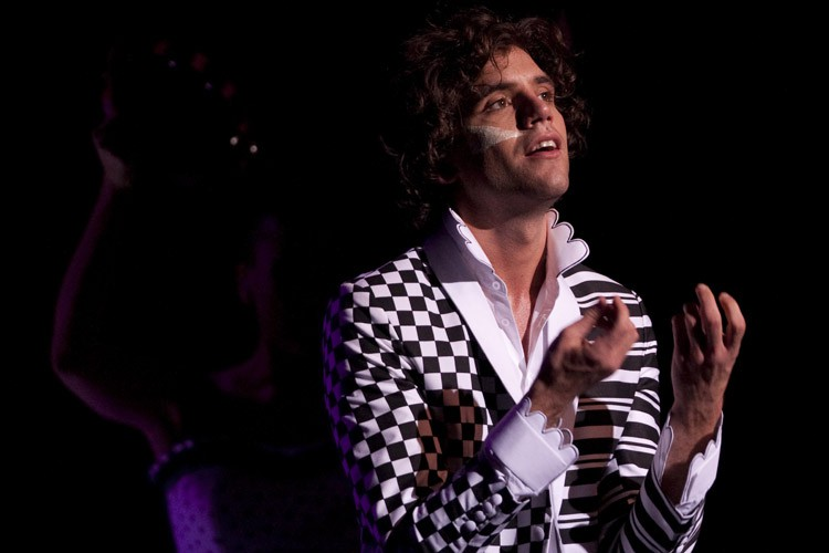 Immense vedette internationale, Mika a vendu plus de... (Photo André Pichette, Archives La Presse)