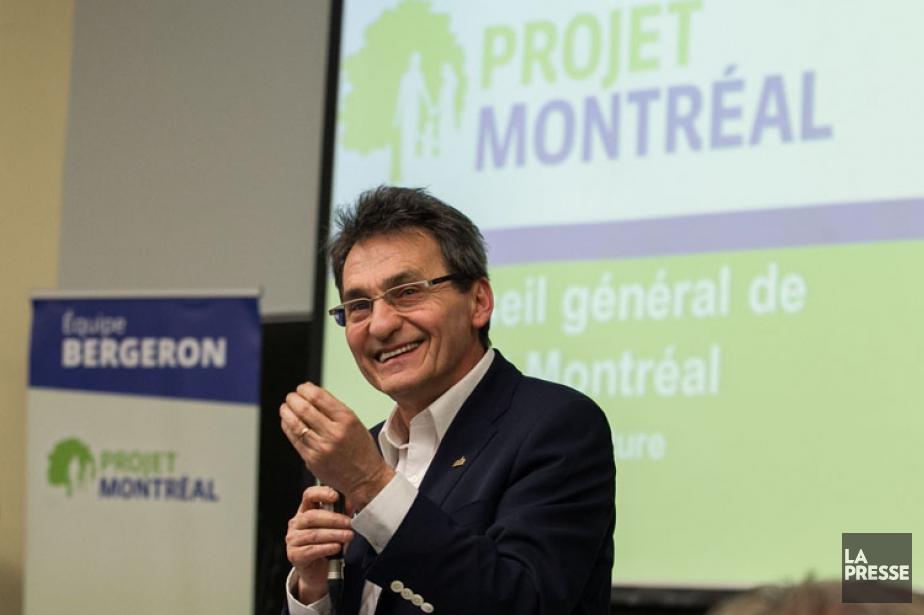 Responsable du projet de recouvrement de l'autoroute Ville-Marie,... (Photo: Hugo-Sébastien Aubert, La Presse)