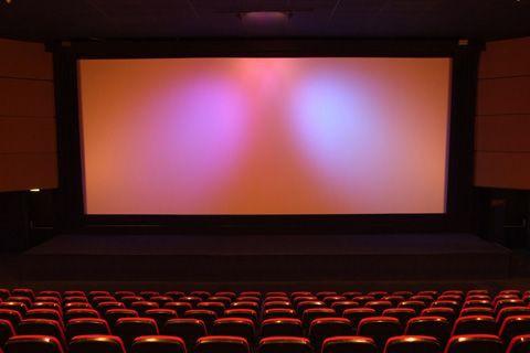 Plus d'un tiers des personnes qui vont au cinéma ont plus de 50ans et...