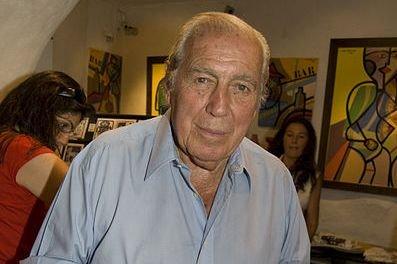 Carlos Paez Vilaro... (Photo wikimedia)