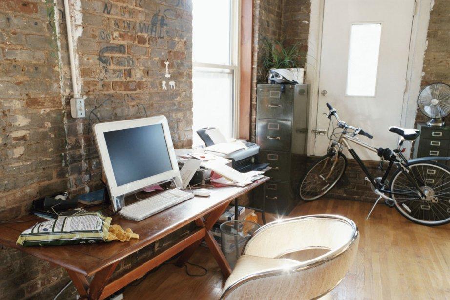 On dit que derrière la tapisserie de votre salle à manger... (Photo Thinkstock)