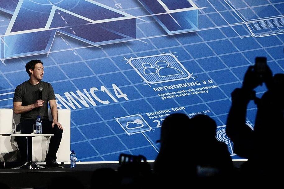 Le fondateur de FacebookMark Zuckerberg a spécifiéqu'«il y... (PHOTO MANU FERNANDEZ, AP)