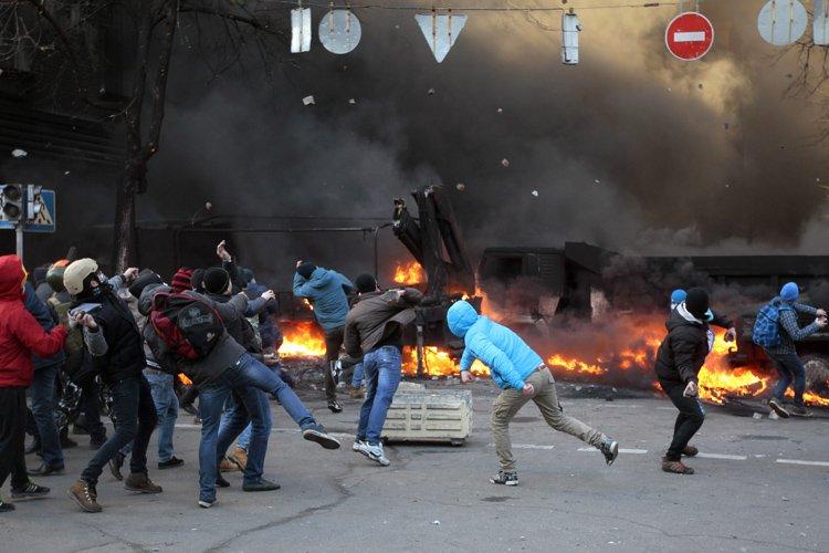 Les Occidentaux redoutent que la crise des derniers... (Photo: AP)