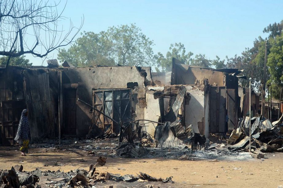 Une récente attaque dugroupe islamiste Boko Haram a... (PHOTO ARCHIVES AFP)