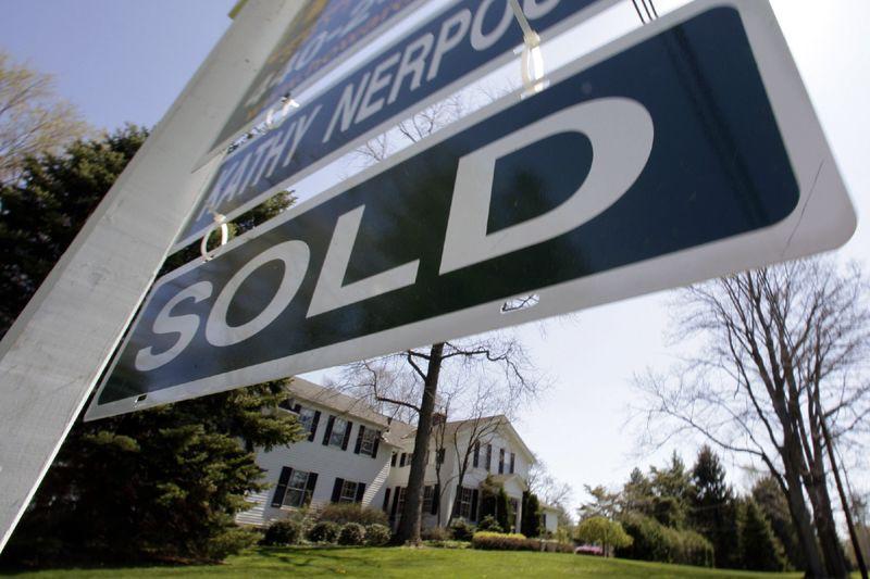 Le prix moyen des logements à la vente... (Photo Amy Sancetta, archives Associated Press)