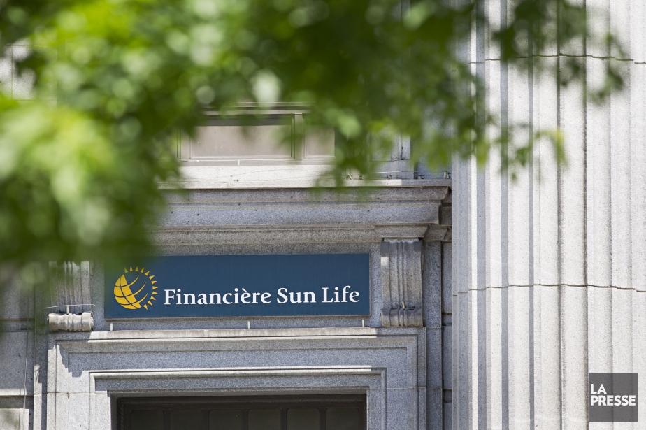 La Financière Sun Life ( (Photo Anne Gauthier, Archives La Presse)
