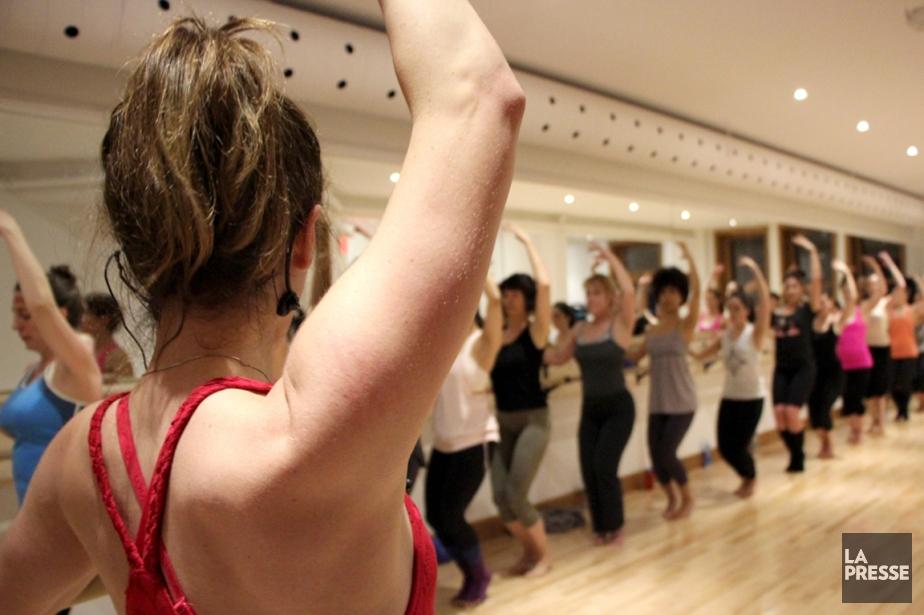 Tanné du gym? Bonne nouvelle, les... (PHOTO SÉBASTIEN PEDRAGLIO, LA PRESSE)