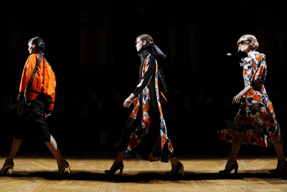 Dries Van Noten (Photo Zacharie Shumer, AP)