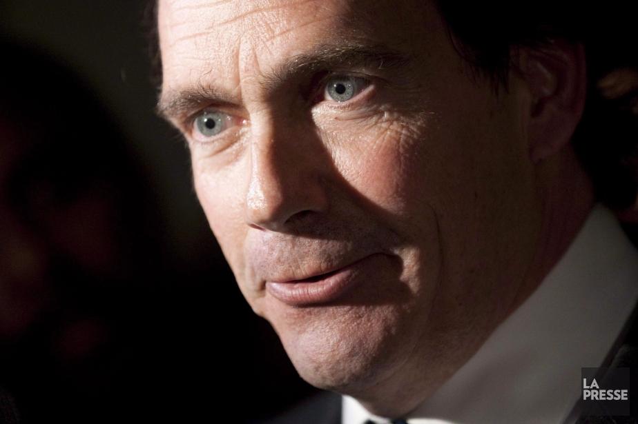 Pierre-Karl Péladeau... (Photo Adrian Wyld, PC)