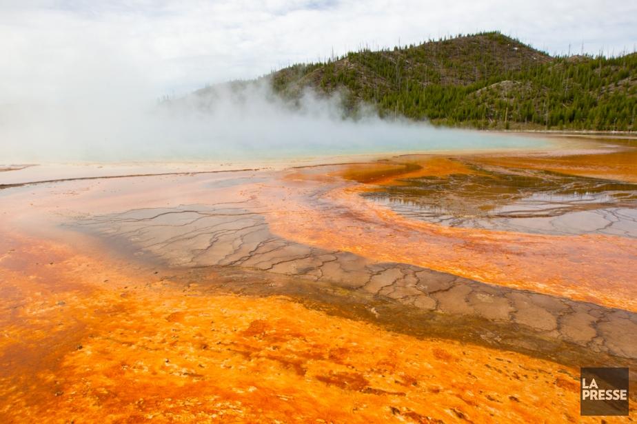 Assurez-vous d'apporter vos meilleurs appareils: vous ferez à Yellowstone des photos spectaculaires, assurément. (Photo Alain Roberge, La Presse)