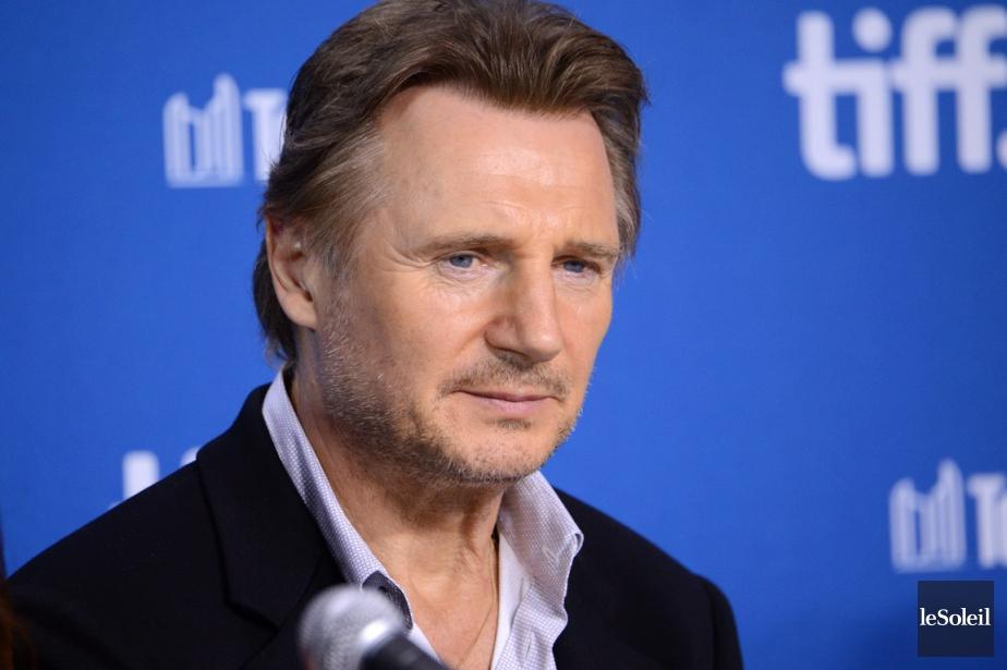 Liam Neeson... (Photothèque Le Soleil)