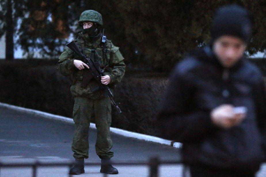 Les États-Unis ont haussé le ton vendredi contre la Russie à... (Photo Reuters)