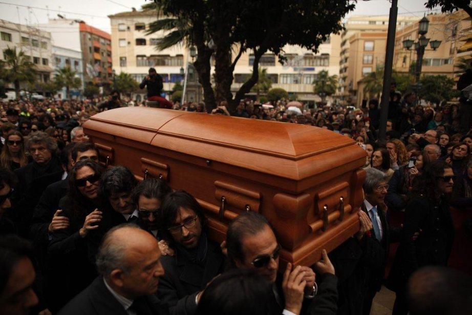 Paco de Luciaest mort mercredi, à 66 ans,... (PHOTO JON NAZCA, REUTERS)