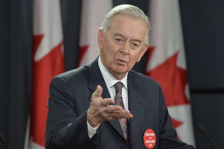 Preston Manning... (Photo Adrian Wyld, archives La Presse Canadienne)