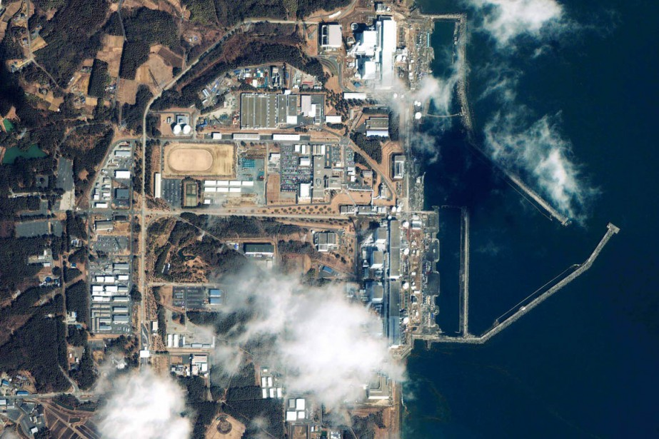 Le 11mars 2011, un tsunami a frappé la... (AP)