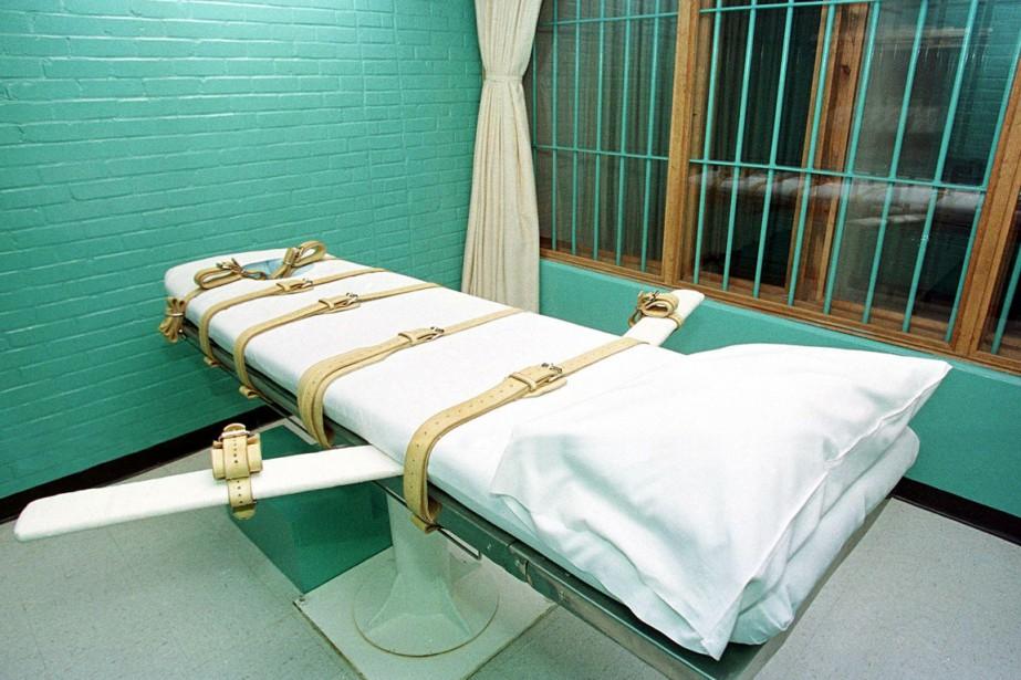 Onze ans après avoir interdit la peine capitale... (PHOTO AGENCE FRANCE PRESSE)