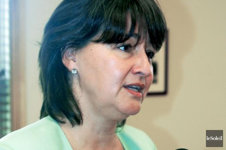 Nancy Charest a été élue députée provinciale libérale... (Photothèque Le Soleil)
