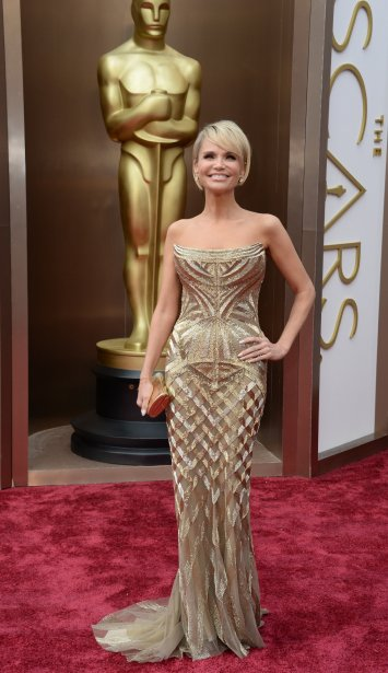 Kristin Chenoweth (Photo ROBYN BECK, AFP)