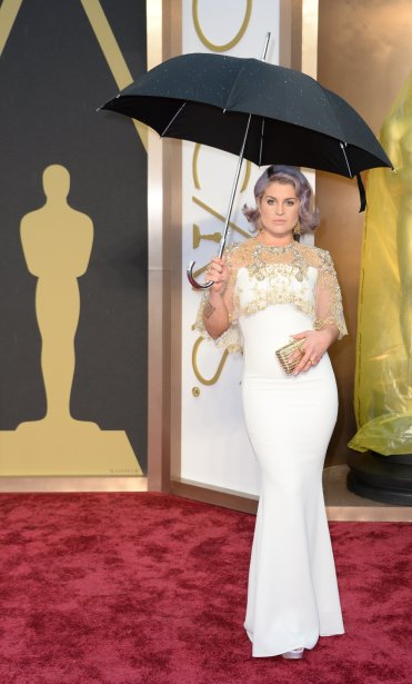 Kelly Osbourne (Photo ROBYN BECK, AFP)