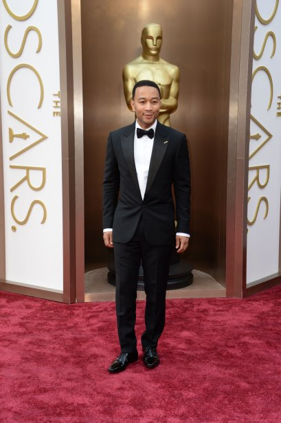 John Legend (Photo FREDERIC J. BROWN, AFP)