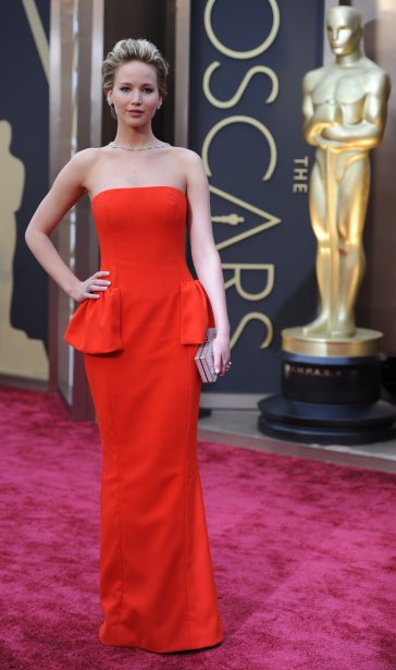 Jennifer Lawrence (Photo ROBYN BECK, AFP)